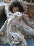 Vintage Doll Brunette