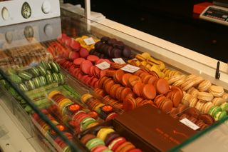 Macaroons sucre